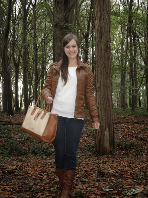 Clothes & Dreams: Fall forest outfit
