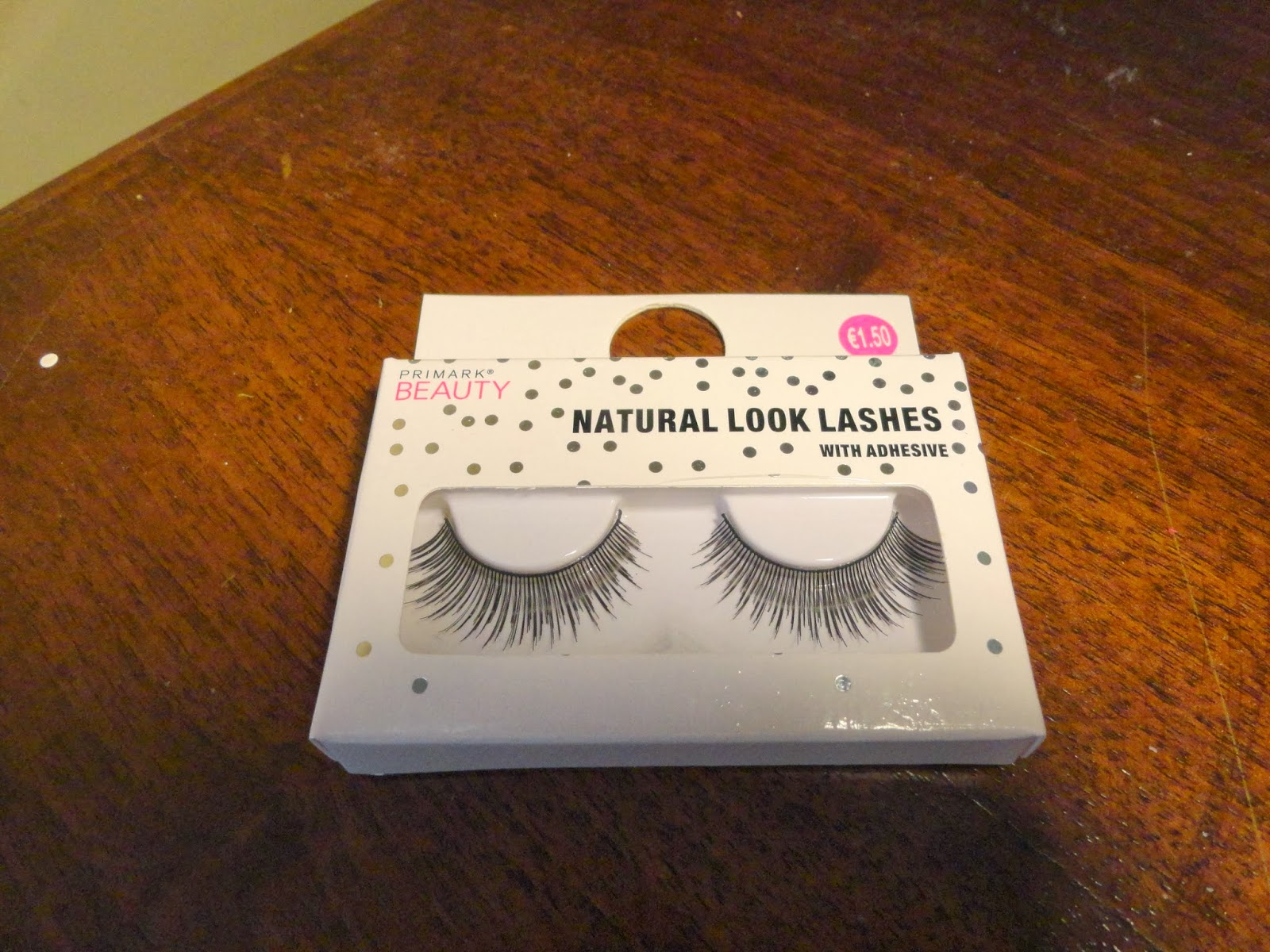 Clothes & Dreams: Shoplog: Primark: fake eyelashes