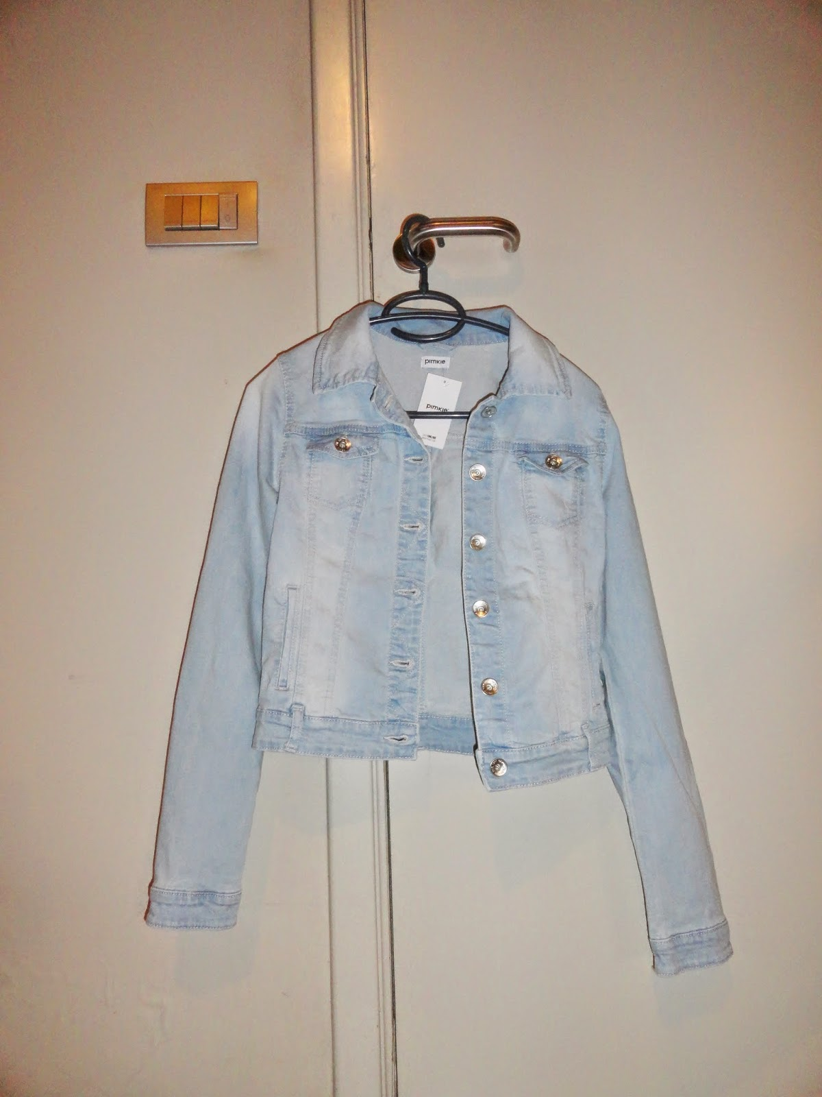 Clothes & Dreams: Shoplog: Antwerp!: Pimkie jeans vest
