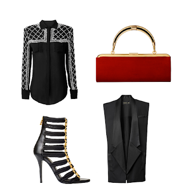 Clothes & Dreams: Balmain x H&M: wishlist