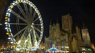 Clothes & Dreams: New from head to toe: Ghent Christmas market, Gentse Winterfeesten 2015